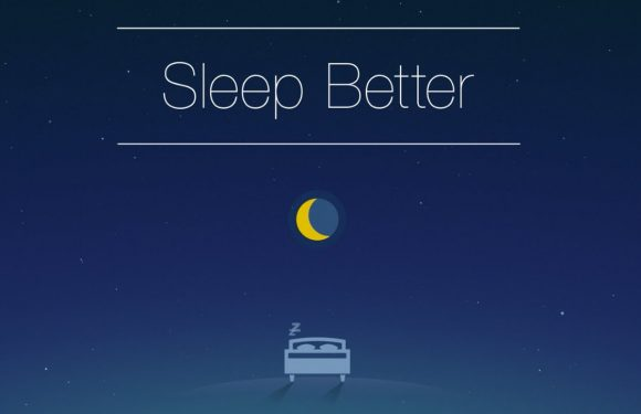 Slaap beter met Runtastics Sleep Better app