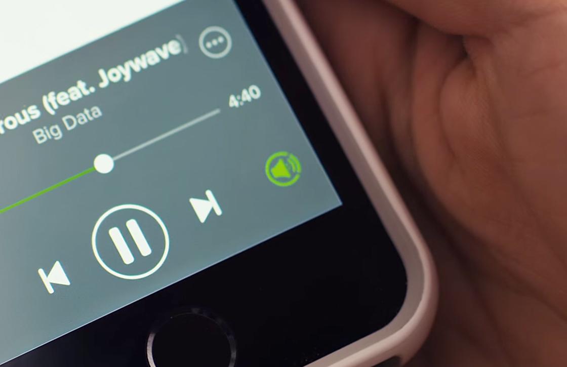 Gebruik je iPhone als afstandsbediening voor Spotify op je Mac