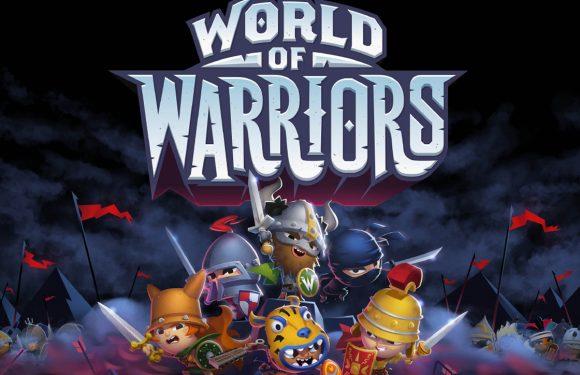World of Warriors: verzamel krijgers en vecht tegen de elementen