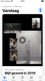 App Store abonnementen opzeggen screen (2)