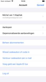 App Store abonnementen opzeggen screen (3)