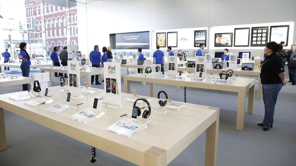 Apple Store Bose