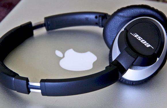 'Bose-producten keren volgende week terug in de Apple Store'