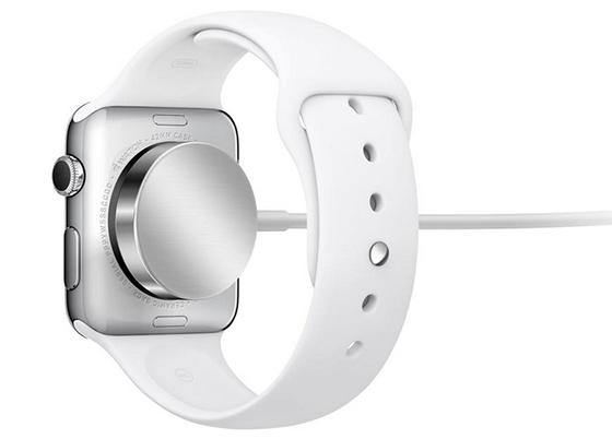 apple watch draadloos opladen