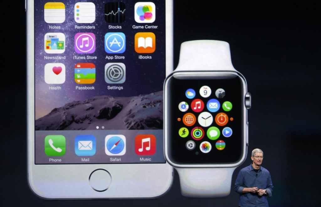 apple watch vernieuwingen