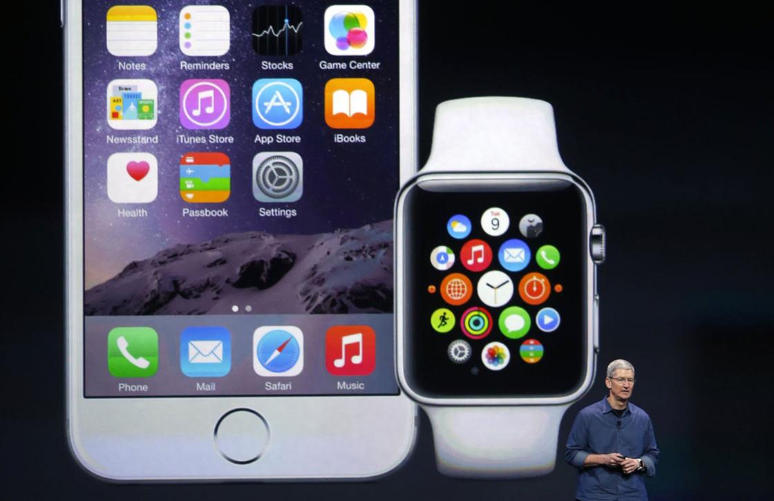 'iOS 8.2 met Apple Watch-ondersteuning komt in maart'