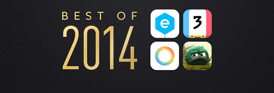 beste apps van 2014