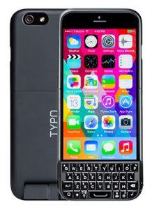 blackberry iphone-toetsenbord