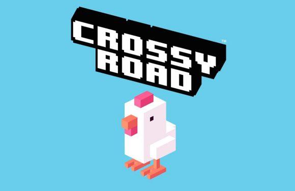4 redenen waarom je iOS-game Crossy Road niet mag missen