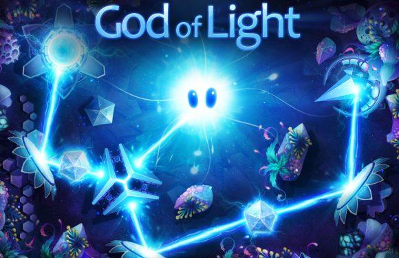 God of Light: vredige puzzelgame met UNKLE soundtrack
