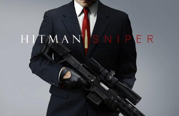 Kruip in de huid van een sluipschutter in Hitman: Sniper