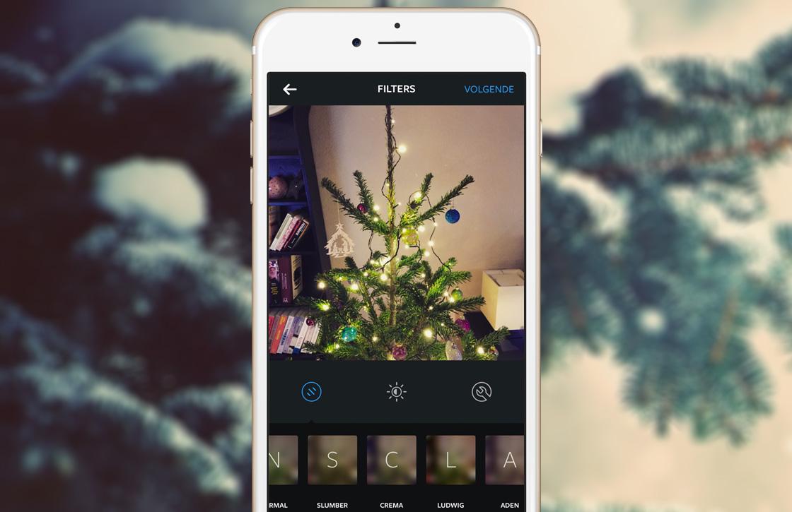 Instagram vernieuwt app: 5 nieuwe filters en andere functies