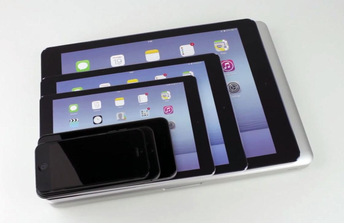 'Productie van grote iPad Pro uitgesteld, krijgt mogelijk usb 3.0'