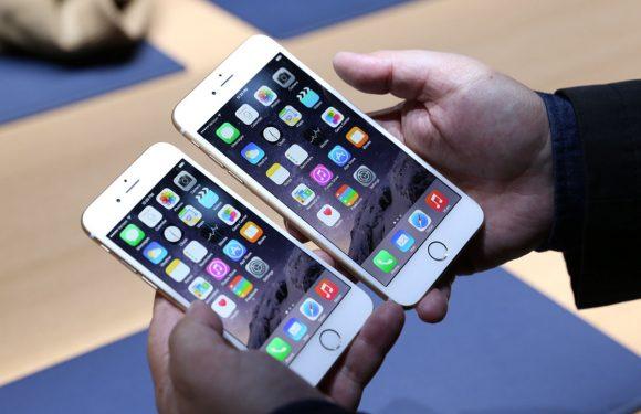 Gerucht: Apples 'iPhone 6S' krijgt betere camera en Force Touch