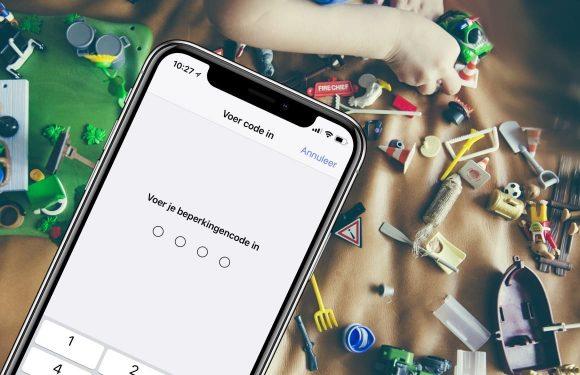 Ouderlijk toezicht instellen op een iPhone of iPad: zo doe je dat in 4 stappen