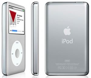 iPod classic op eBay