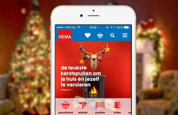 Shop vanuit huis voor Kerst met deze 7 apps