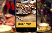 4 inspirerende apps voor het perfecte kerstdiner