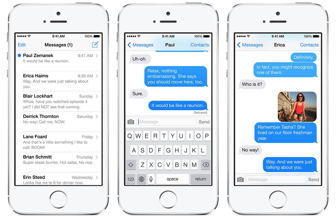 iOS 8 tip: In 3 stappen het geluid uitzetten in de Berichten-app