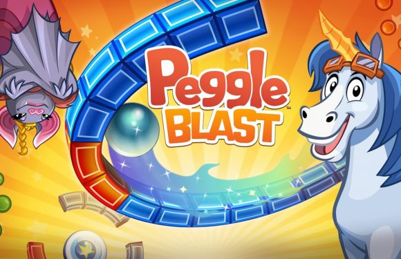 De nieuwe Peggle-game speelt als Candy Crush