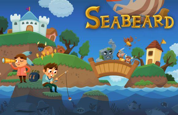 Ga aan boord van het kleurrijke Seabeard voor iOS