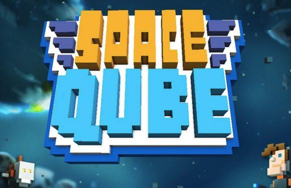 Bouw je eigen ruimteschip in App van de Week Space Qube