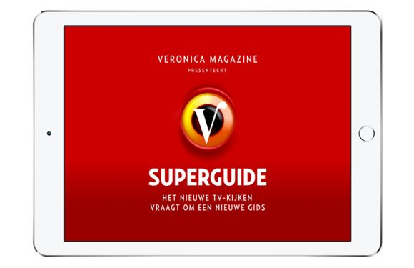 Veronica Superguide: digitale televisiegids geeft kijktips