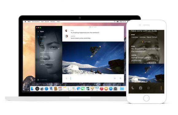 Deze 3 zaken moet je weten over de nieuwe chat-app Wire