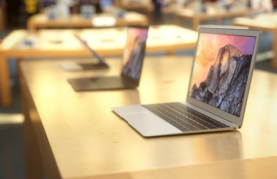 'Verkopen Apple-computers gedaald in afwachting van nieuwe MacBook'