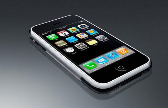 'iPhone 8 gaat uiterlijk lijken op de originele iPhone uit 2007'