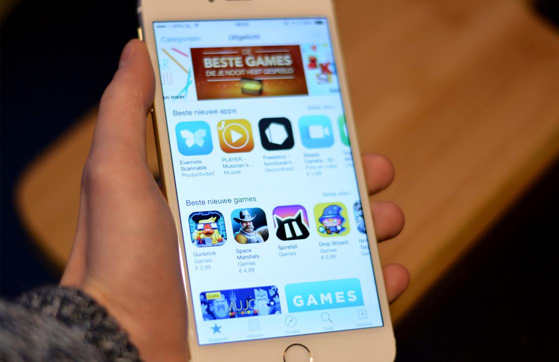 'App Store blijft grootste winkel, Android-apps omzet stijgt flink'
