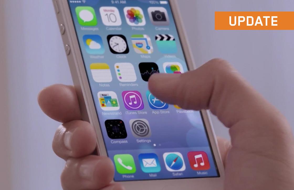 Update: Nederlandse iOS-apps weer vindbaar in App Store