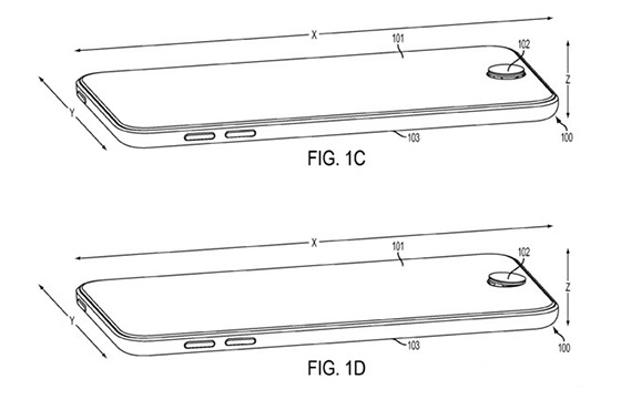 touch id patent touch id