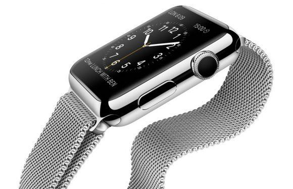 'Apple Watch ligt vanaf maart in de winkels'