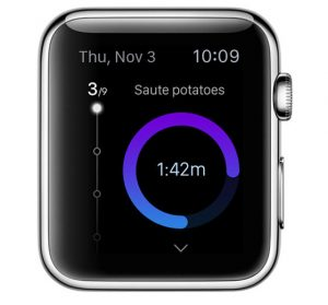 apple watch apps koken