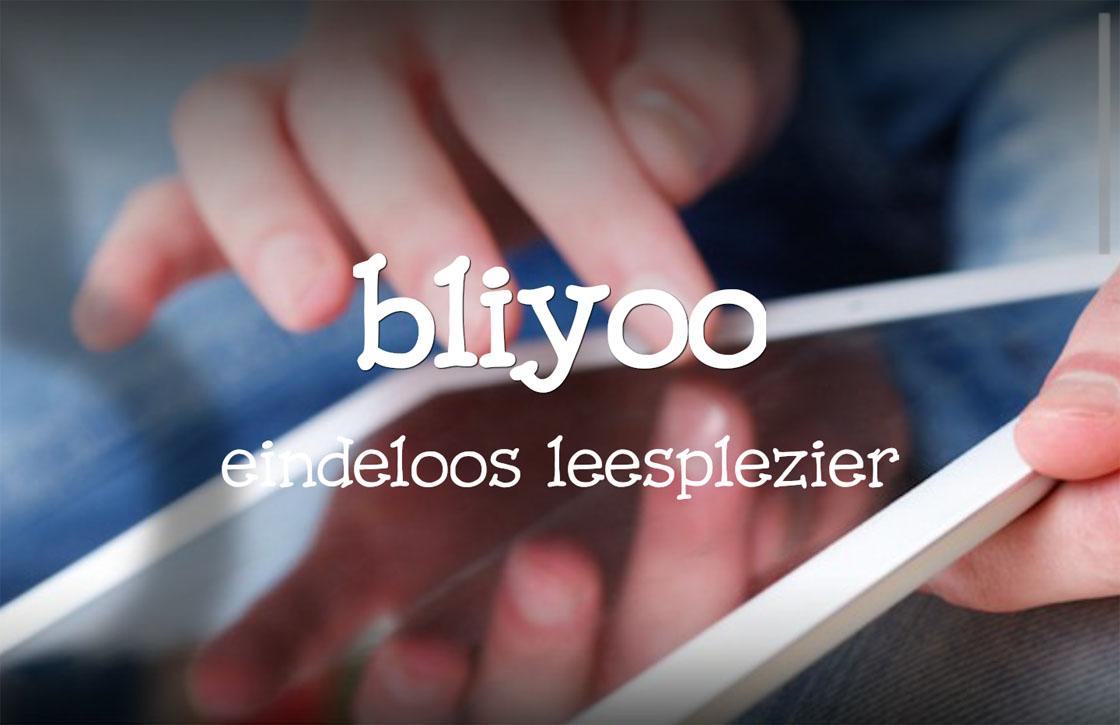 Zo werkt Bliyoo, het Spotify voor boeken en tijdschriften