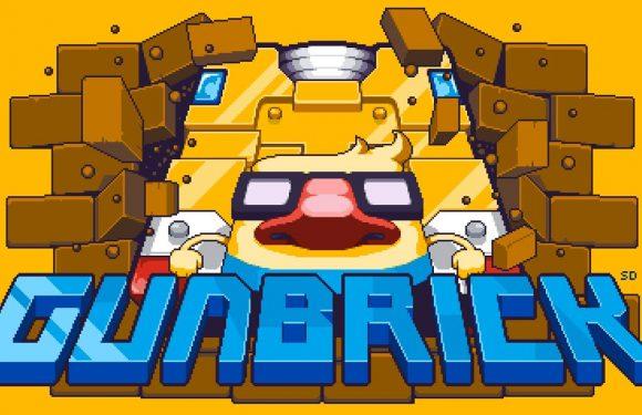 Schieten en puzzelen tegelijk in bomvolle puzzelgame Gunbrick