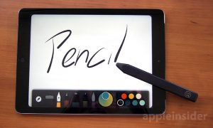 iPad Pro met stylus