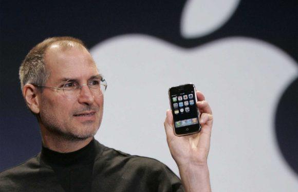Vandaag 8 jaar geleden: de onthulling van de eerste iPhone