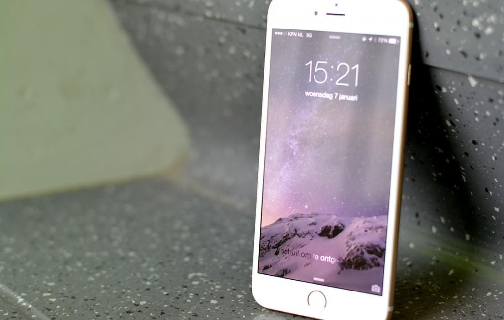 iphone 6 plus ervaring