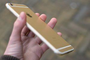 iphone 6s werkgeheugen