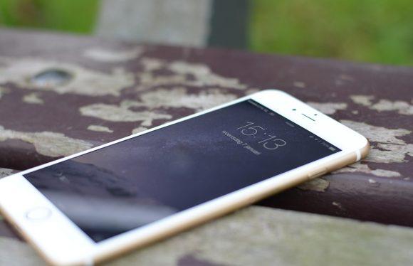 iphone-accu vervangen vertraagd