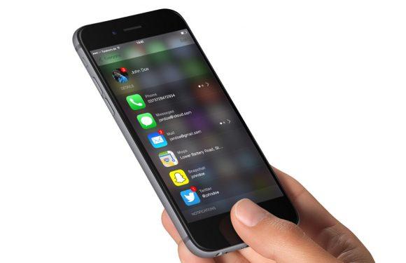 Concept: het adresboek van de iPhone, maar dan stukken moderner