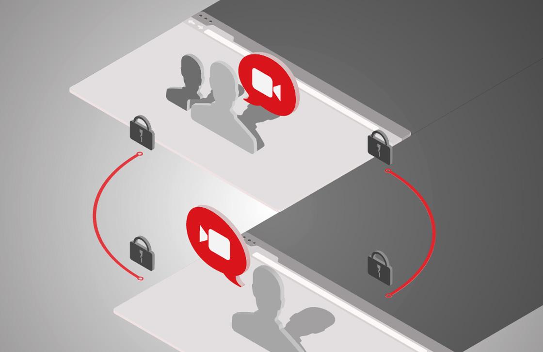 Veilig Skype-alternatief MegaChat ook naar iOS