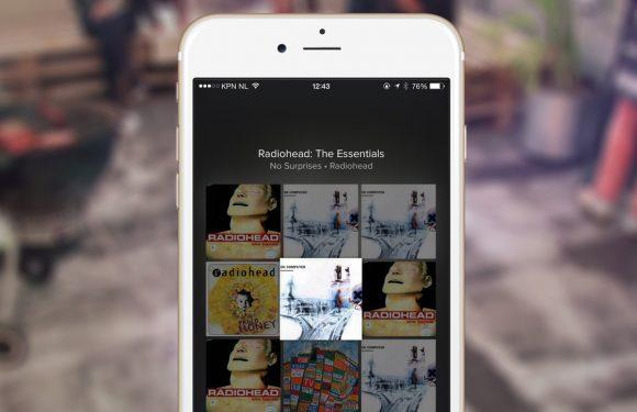 Spotify voegt handige swipefuncties toe aan de iOS-app