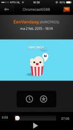 NPO-app Chromecast