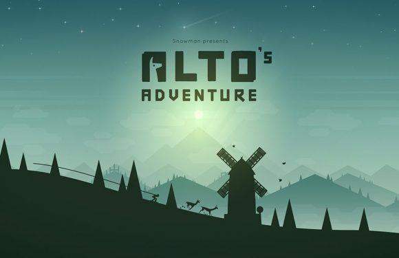 Alto's Adventure: indrukwekkende iOS-game moet je gespeeld hebben