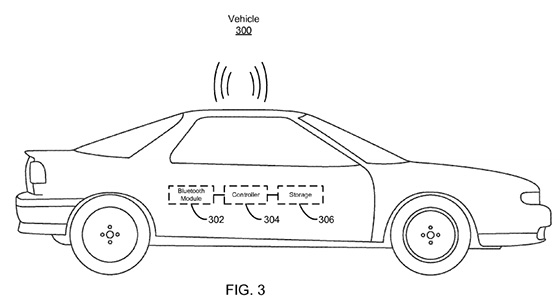 apple carplay patent