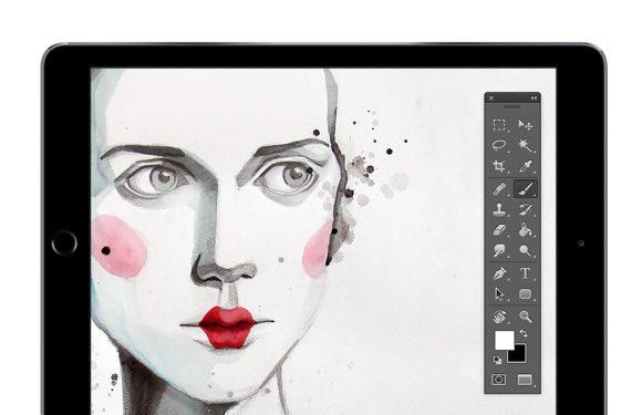 Astropad maakt van je iPad een tekentablet voor de Mac