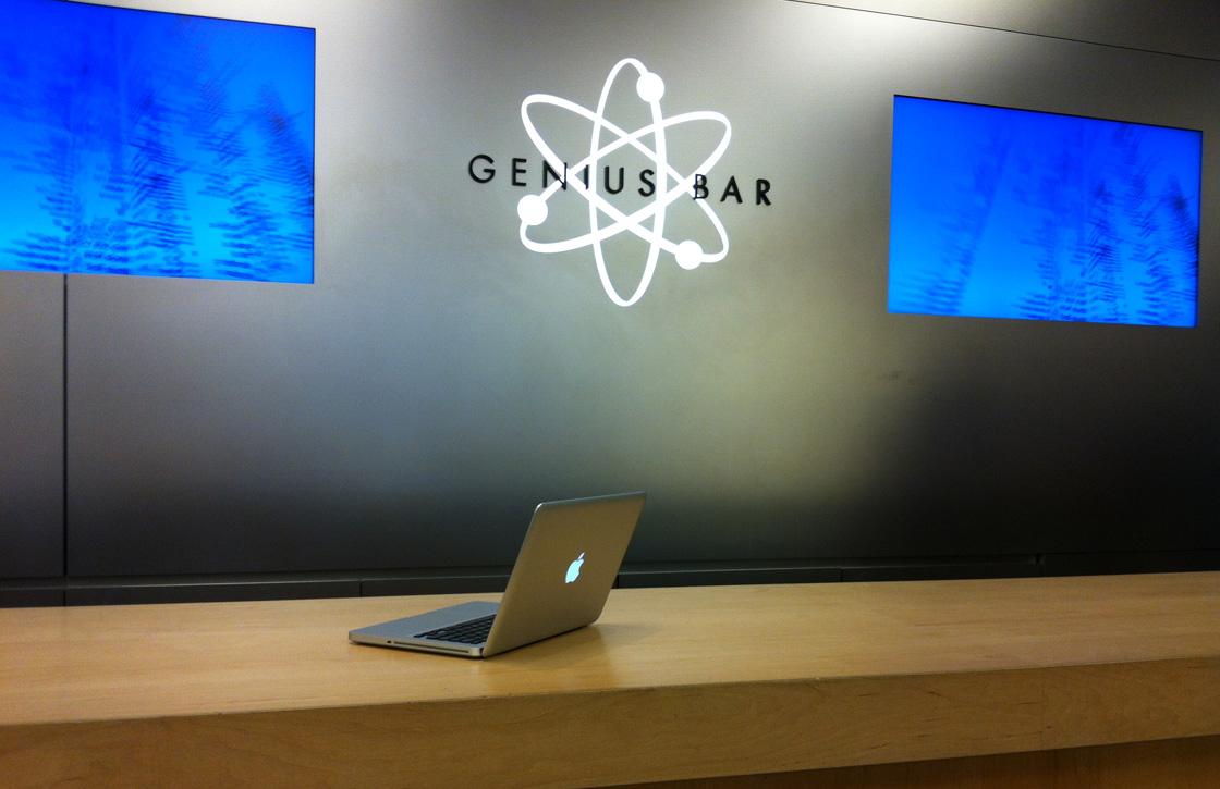 Steve Jobs vond Genius Bar een 'idioot' idee